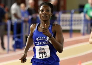 Agnes Abu: 2018 Conference USA Indoor Track and Field Championships - February 17, 2018