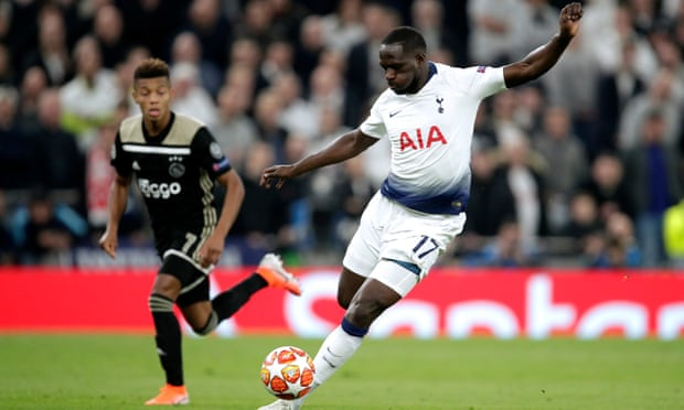 Moussa Sissoko believes Spurs cannot be counted out after fighting back to get out of their group and beat Manchester City in the quarter-finals. Photograph: Soccrates Images/Getty Images
