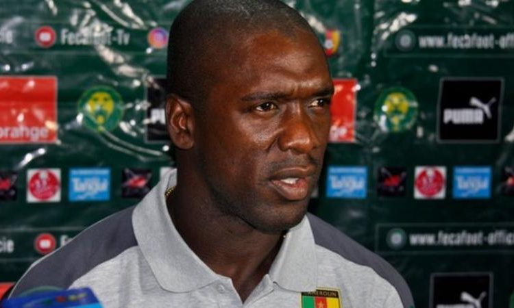 Clarence Seedorf was appointed as Cameroon coach in August 2018 and is assisted by his fellow former Dutch international Patrick Kluivert. (Image credit: Getty Images)