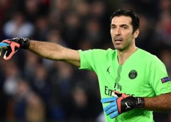 Buffon signed a one-year deal with PSG in July 2018 (Image credit: Getty Images)