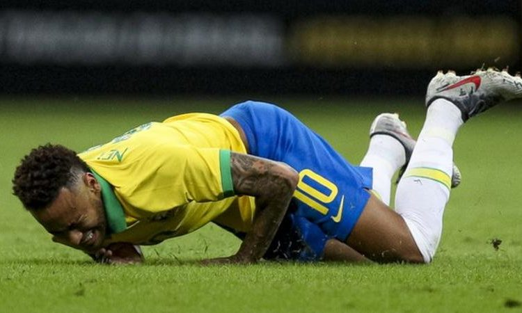 Neymar has scored 60 goals for Brazil in 97 international appearances (Image credit: Getty Images)