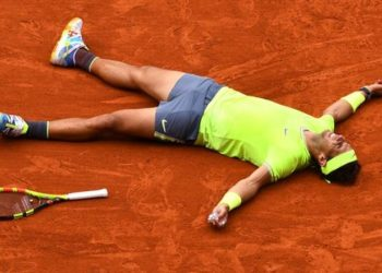 Nadal has now won 18 Grand Slam titles (Image credit: Getty Images)