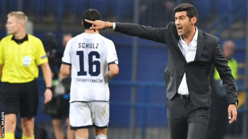 Paulo Fonseca won the league and cup double in all three of his seasons with Shakhtar (Image credit: Getty Images)