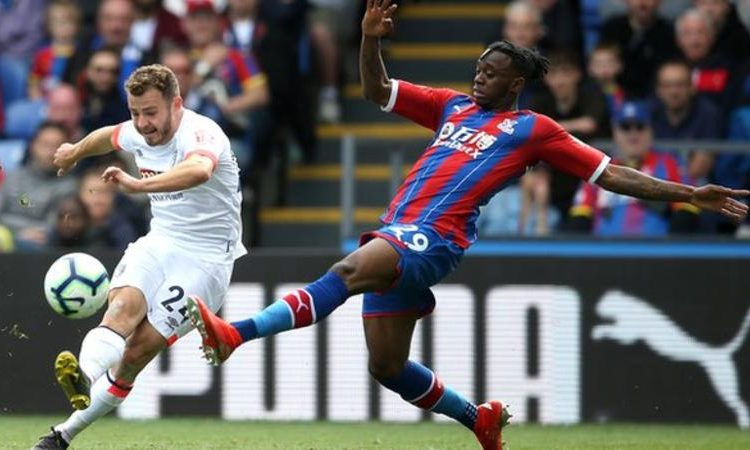 Aaron Wan-Bissaka played in 35 Premier League matches for Crystal Palace in the 2018-19 season (Image credit: Getty Images)