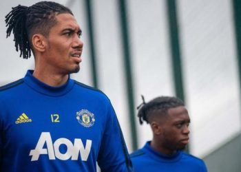 Chris Smalling had not been named in a matchday squad for Manchester United this season (Image credit: Getty Images)