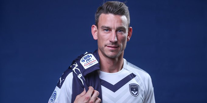 Laurent Koscielny signed for Bordeaux from Arsenal