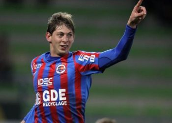 Emiliano Sala played for Bordeaux before joining Nantes in 2015 (Image credit: Getty Images)