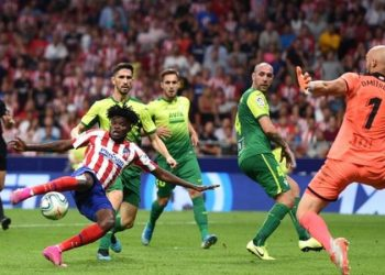 Atletico had not won a game they had trailed in by two goals since 2009 (Image credit: Getty Images)