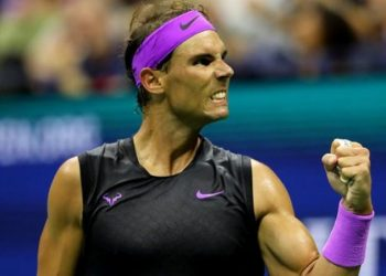 Rafael Nadal is chasing a 19th Grand Slam title (Image credit: Getty Images)