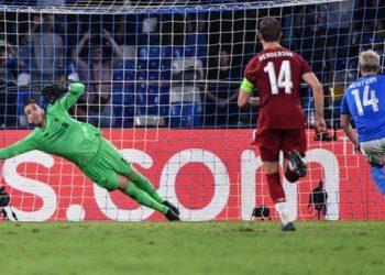 Dries Mertens (113) is Napoli's third highest goalscorer behind Maradona (115) and Marek Hamsik (121) (Image credit: Getty Images)