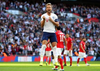 Harry Kane (Image credit: Getty Images)