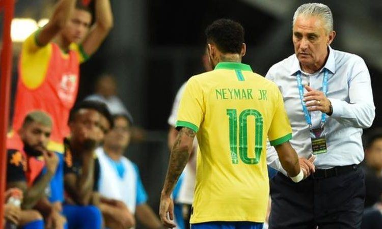 Neymar  only returned from an ankle injury in mid-September (Image credit: AFP)
