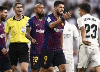 Barcelona and Real Madrid have a passionate rivalry that stretches back nearly a century (Image credit: Getty Images)