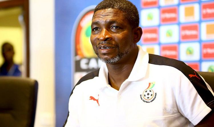 Black Stars head coach, Maxwell Konadu