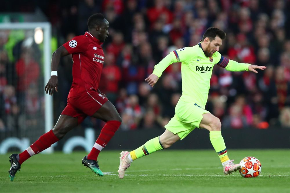 Sadio Mane Raves About Lionel Messi Vote In FIFA The Best