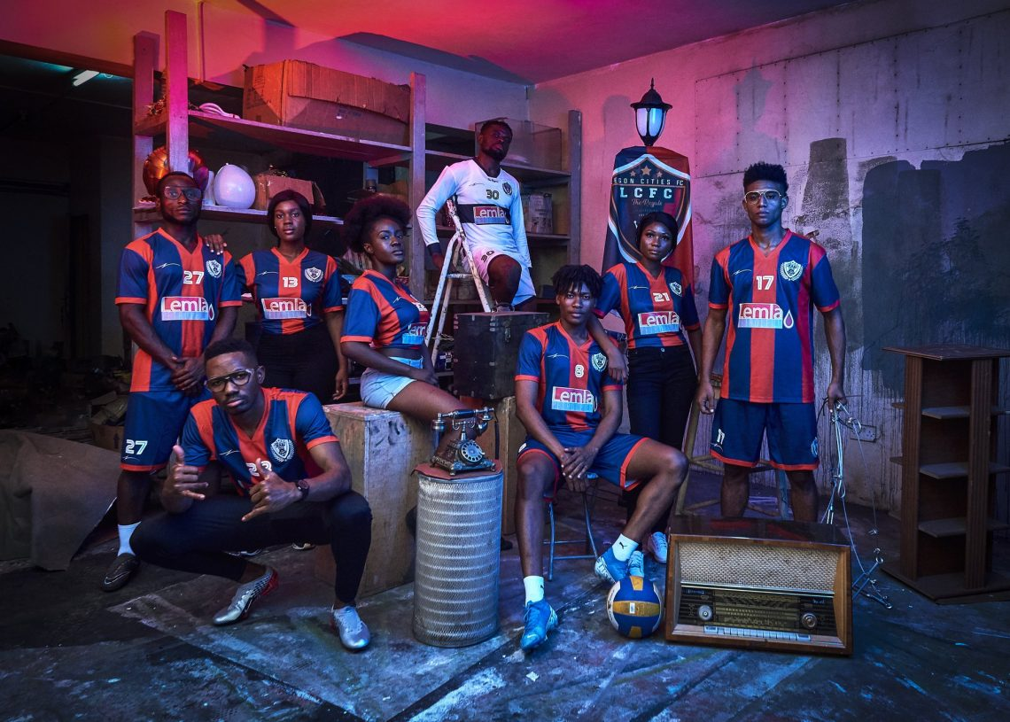 Legon Cities FC unveils stunning new kits for upcoming season – Citi Sports Online