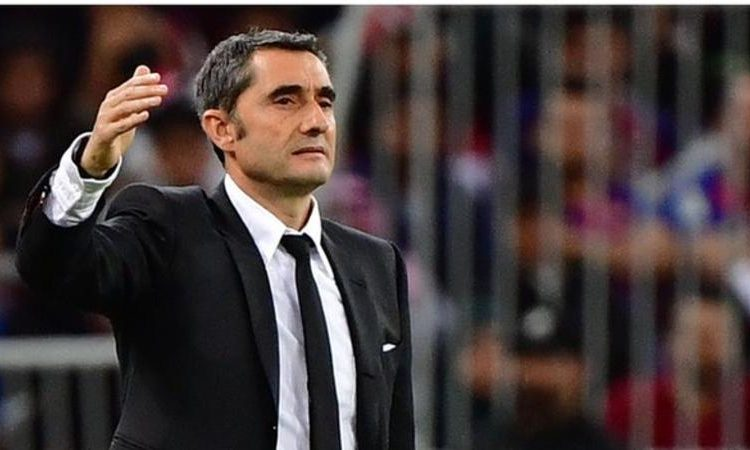 Ernesto Valverde left his position at Athletic Bilbao to become Barcelona coach in 2017 (Image credit: Getty Images)