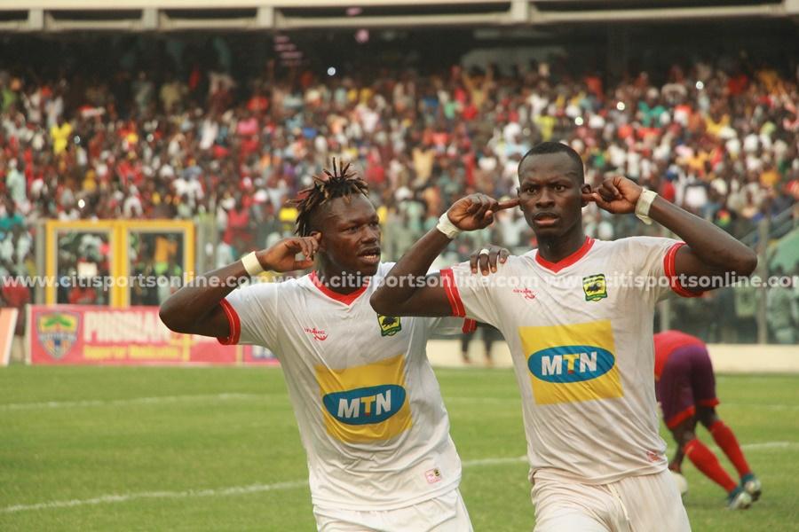 Asante Kotoko continue recent dominance over Hearts of Oak in Accra – Citi  Sports Online