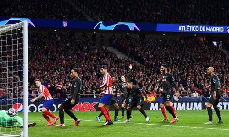 Atletico have never lost a match in which Saul Niguez has scored - played 37, won 33, drawn 4 (Image credit: Rex Features)