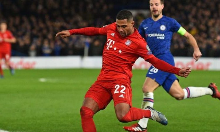 Serge Gnabry has scored six goals in London in this season's Champions League (Image credit: Getty Images)