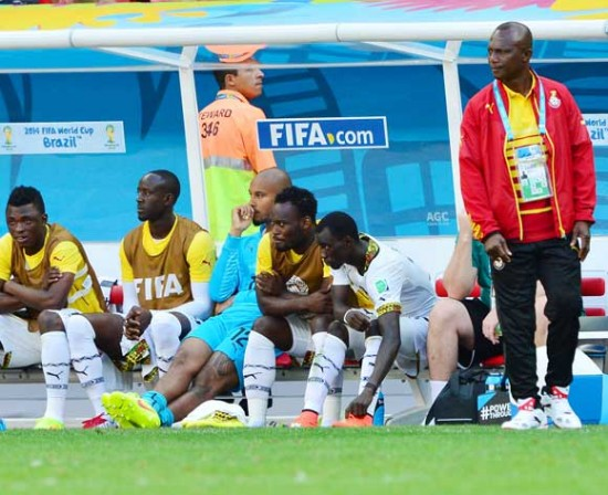 Black Stars could've beaten Portugal at 2014 World Cup if bonuses had been  paid earlier – Kwesi Appiah – Citi Sports Online