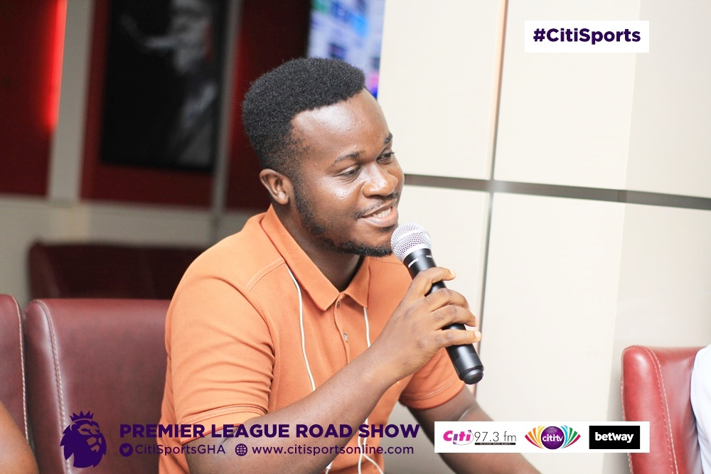 Chelsea 2-1 Spurs: Citi FM's Premier League Roadshow at Alisa Hotel in pictures