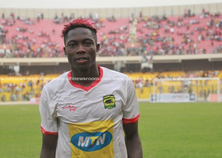 Justice Blay [Hearts of Oak vs Asante Kotoko] - Photo: Yaw Antwi Owusu - Citi Sports