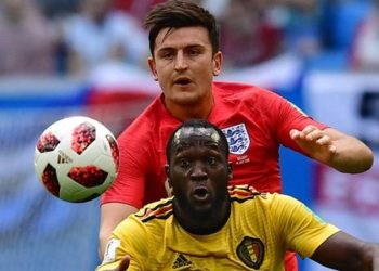 England lost to Belgium twice at the 2018 World Cup in Russia (Image credit: Getty Images)