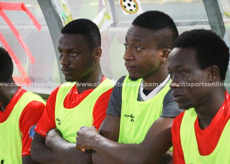 Asante Kotoko goalkeeper, Felix Annan has lost his place in the Black Stars squad