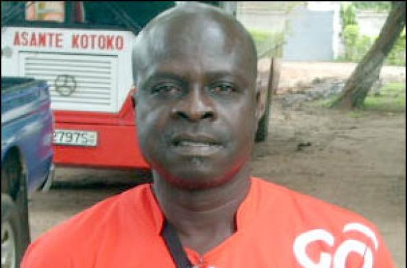 Former Black Stars striker Opoku Afriyie