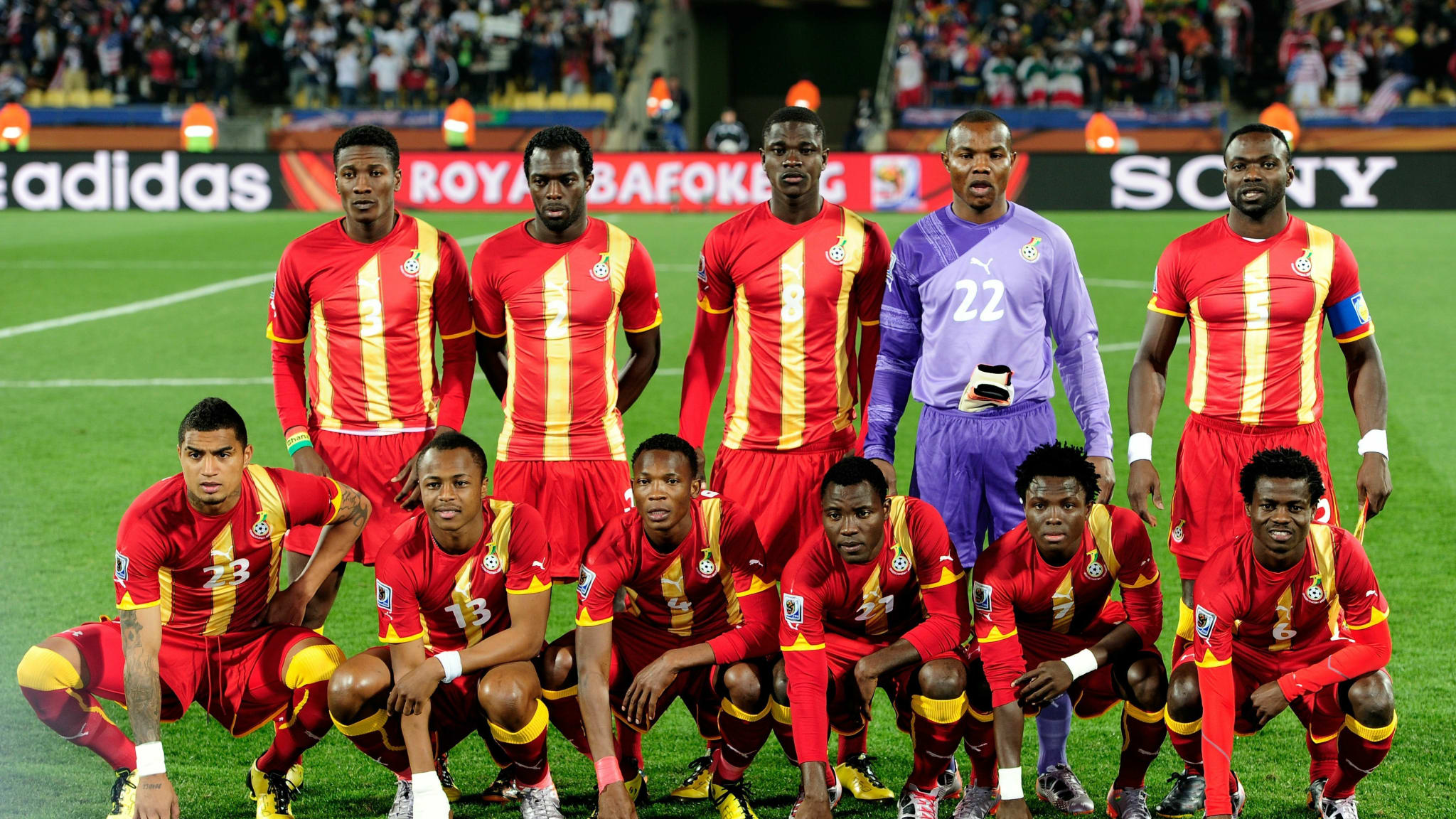 Ghana's 2010 World Cup squad: 10 years on, where are they now? – Citi  Sports Online
