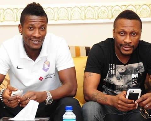 Baffour Gyan is my second God – Asamoah Gyan – Citi Sports Online