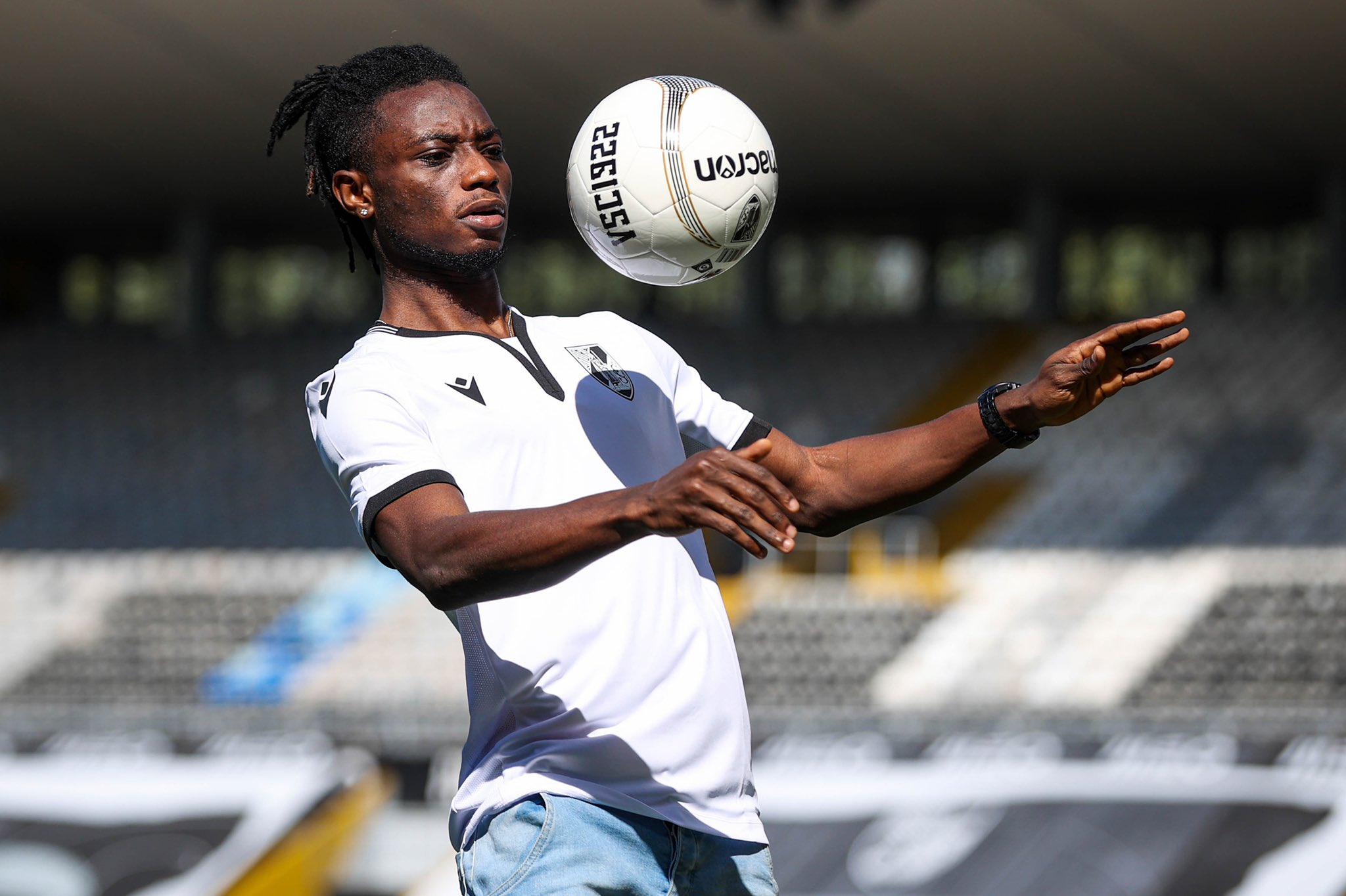 Exclusive: Ghana defender Gideon Mensah to leave Vitoria Guimaraes at the end of the season