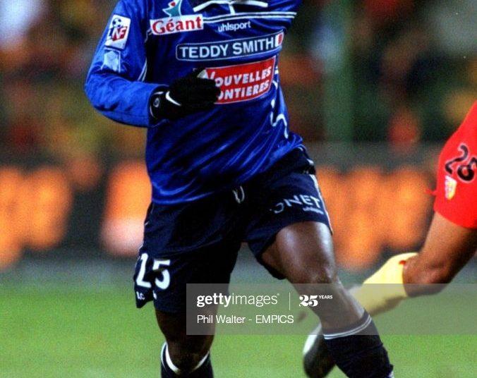 Michael Essien, Bastia  (Photo by Phil Walter/EMPICS via Getty Images)