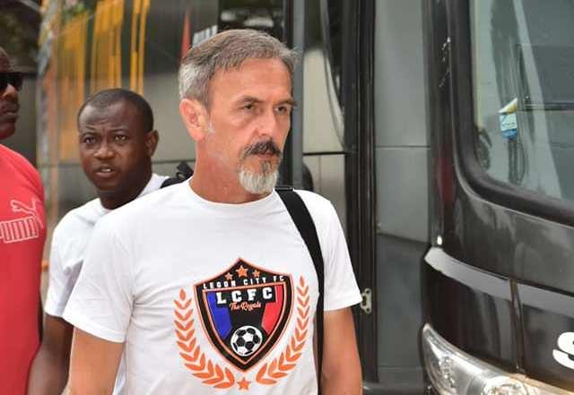 GPL: Legon Cities sack coach Goran Barjaktarevic – Reports – Citi Sports  Online