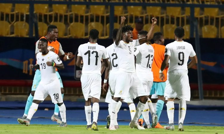 Withdrawals hit Black Stars squad; Partey, Wakaso, 3 others out of Sudan  games – Citi Sports Online