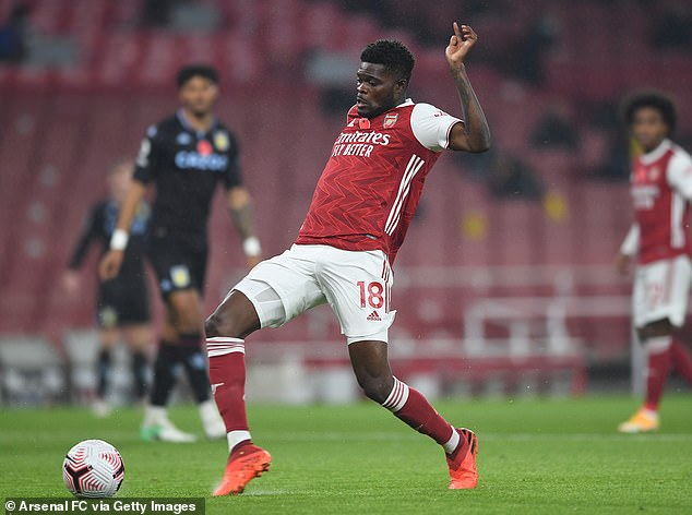 Arsenal confirm Thomas Partey injured; set to undergo scan – Citi Sports Online