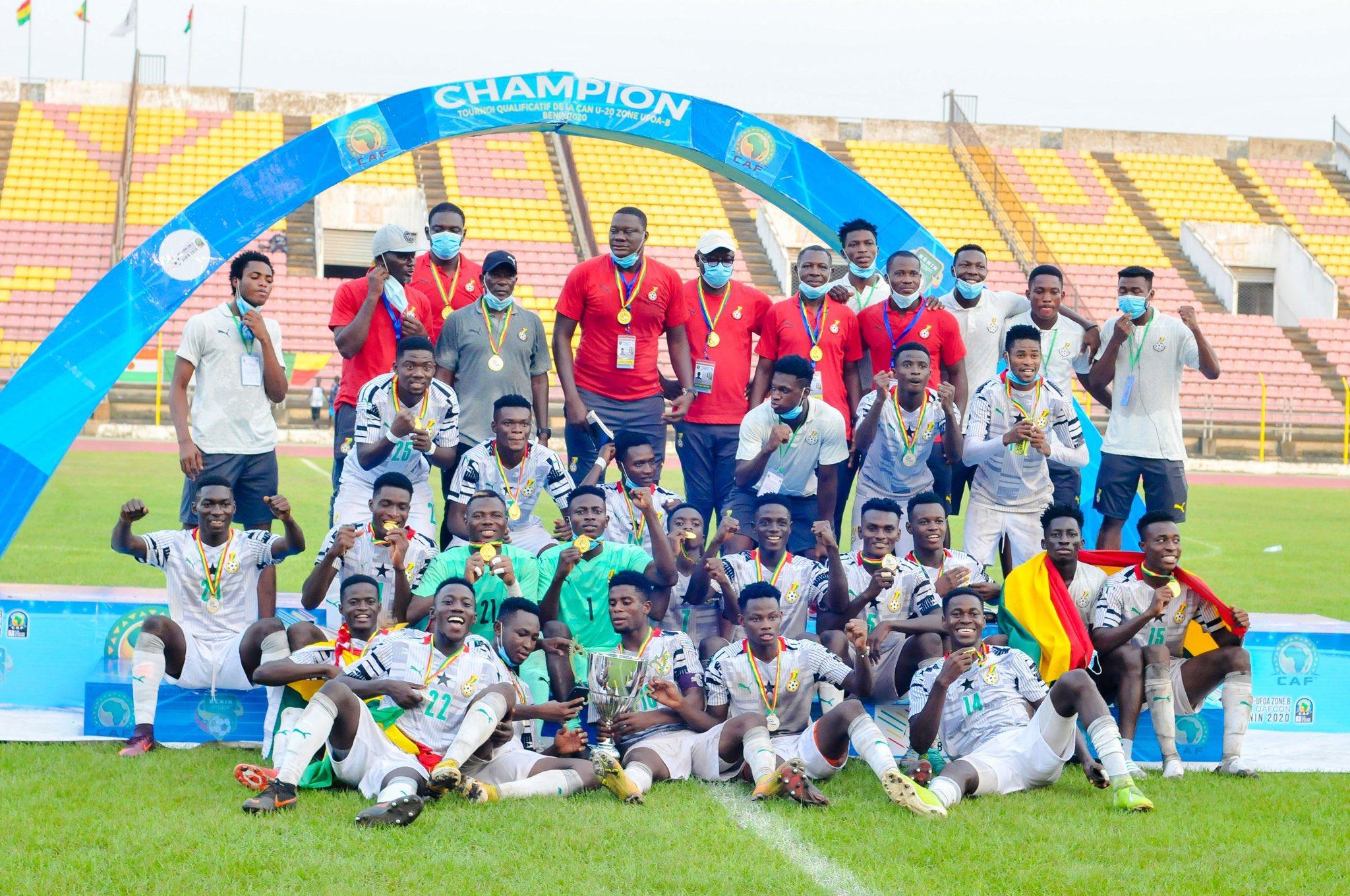 WAFU U-20: Black Satellites defeat Burkina Faso to win tournament – Citi  Sports Online