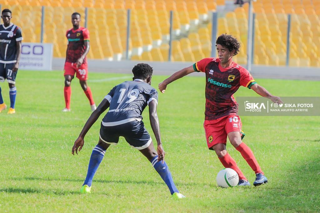 WATCH: Fabio Gama's brilliant assist on Kotoko debut start – Citi Sports  Online