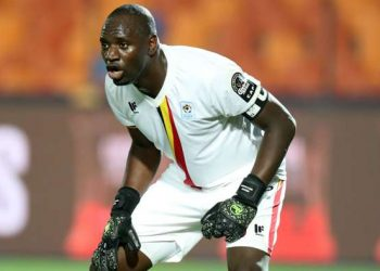 Denis Onyango (Source: BackpagePix.)