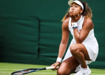 Osaka has twice reached the third round at the All England Club