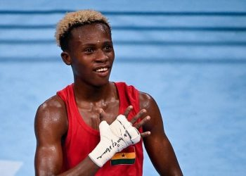 Samuel Takyi won a bronze medal in boxing the country's first Olympic medal of any kind since 1992