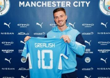 Jack Grealish's move to Manchester City makes him the ninth-most expensive player in history (Image credit: Getty Images)