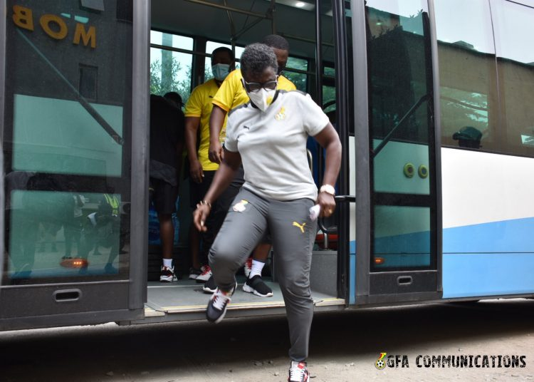Mercy Tagoe laments absence of key players ahead of Nigeria tie